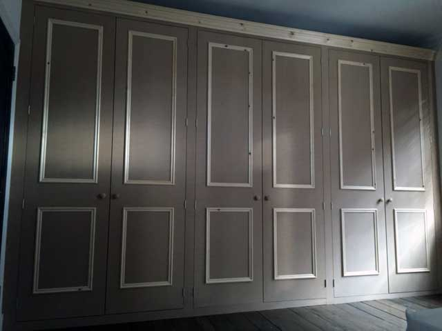 Bespoke Georgian Wardrobe