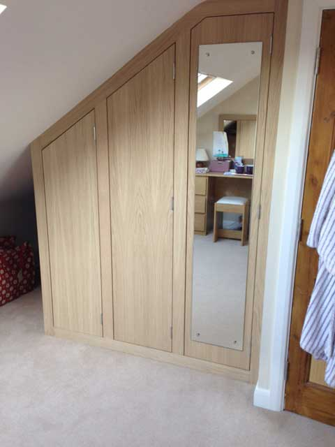 Oak Eaves Storage